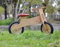 Mini, bicicletas de aprendizaje