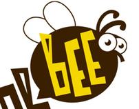 """Логотип для серии «Хобби»/Logo for """"Hobbee"""""""