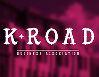 K Road Business Association | Web Design