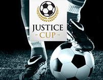 Justice Cup Branding & Website