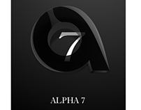 Alpha 7 Security Awarded by Logolounge