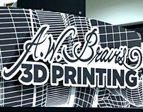 Various Print Projects