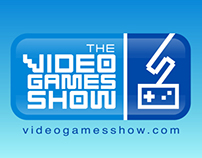 The Video Games Show Logo & Icon
