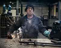 Molten Metals Portraits