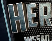 HEROES - Identidade Visual (KV)