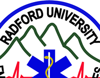 Half plates for members of Radford University EMS