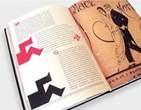 """""""Czarna Mańka"""" book design / projekt książki"""