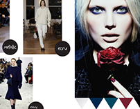 Mood board: AW14 Trends