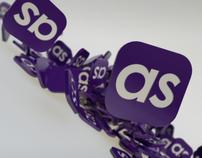AS Logo Design
