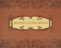 Booklet for Hotel Congress