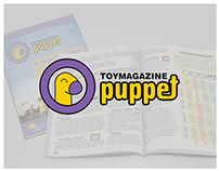 Puppet Toymagazine