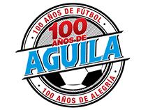 100 años Aguila/ mundial 2014