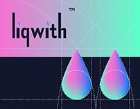 Brand Identity for Blockchain Social Platform Liqwith™