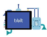 Tibit.com: HTML5 Explainer animation