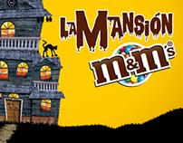 La Mansión M&M's 2013