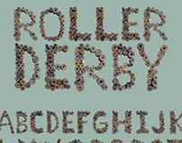Roller Derby Typeface