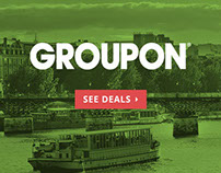 Groupon Banners Misc.