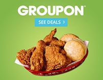 Groupon Banner Campaigns