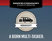 Grand Caravan: 30 Years of Innovation