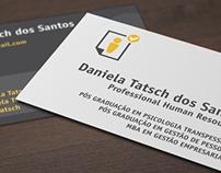 Daniela Tatsch dos Santos, Consultoria de RH