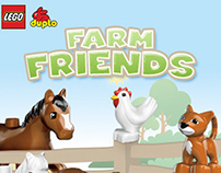 Duplo Farm Friends App