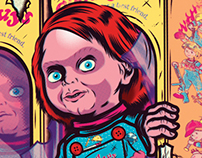 Curse of Chucky (Starburst Magazine #393, UK Sep. 2013)