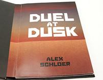 Duel at Dusk Pop-up Book