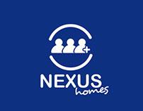 Nexus Homes Logo