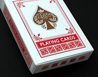 P22 Type Specimen Playing Cards