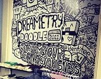 Dreametry Wall Doodle