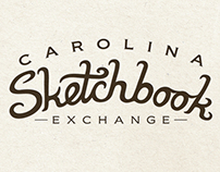 Carolina Sketchbook Exchange Logo