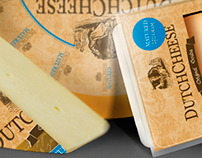 DutchCheese | Packagingdesign Cheese collection
