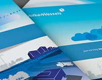 VolkerWessels | Annual Report creative sleeve