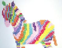 Lasercut & Embroidery