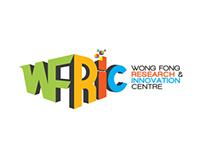 WFRIC branding concept