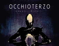 OCCHIOTERZO maestri distorti - Booklet