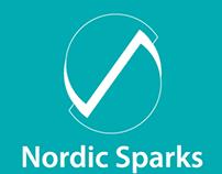 Nordic Sparks Logo Idea.