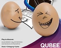 QUBEE - Store Campaign