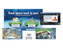 NASA Home & City Interactive Feature Site