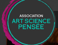 ASSOCIATION ART SCIENCE PENSEE - Web design