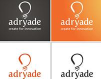 Adryade logo proposals