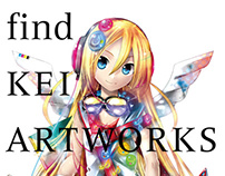 find - KEI ARTWORKS