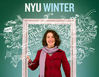 NYU Winter Campaign