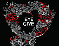 Eye Give Donate Campaign