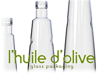 Glass Packaging (Huile d'Olive)