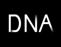 DNA FONT