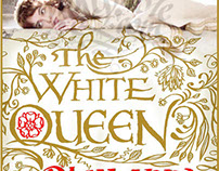 The White Queen - Philippa Gregory Cover
