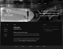 Adryade website