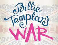 Billie Templar's War - Cover