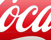 Coca-Cola — Brand consistency
